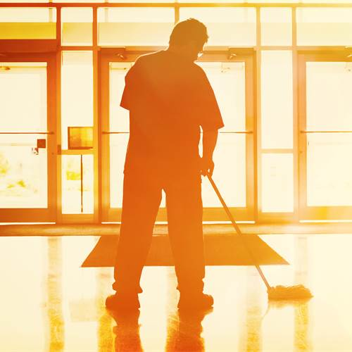 National Custodial Workers' Recognition Day