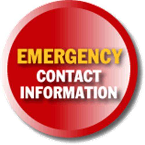 Emergency Contact Team Forms-updated Sat. Sept. 10th