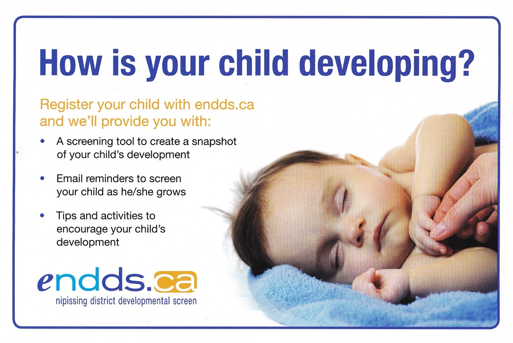 How is your child developing?