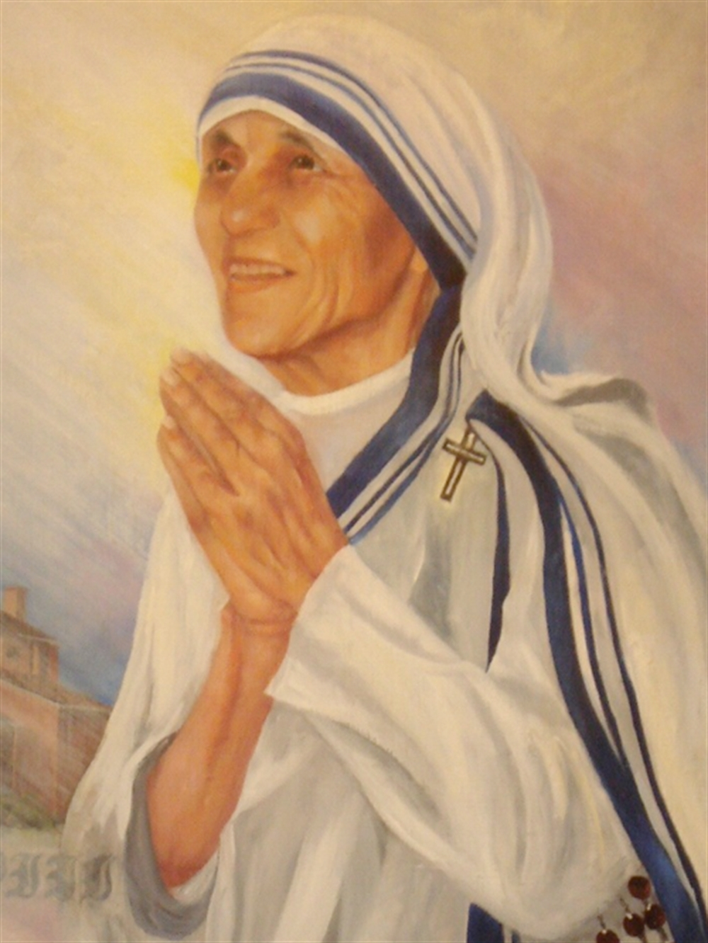 Blessed Teresa of Culcutta