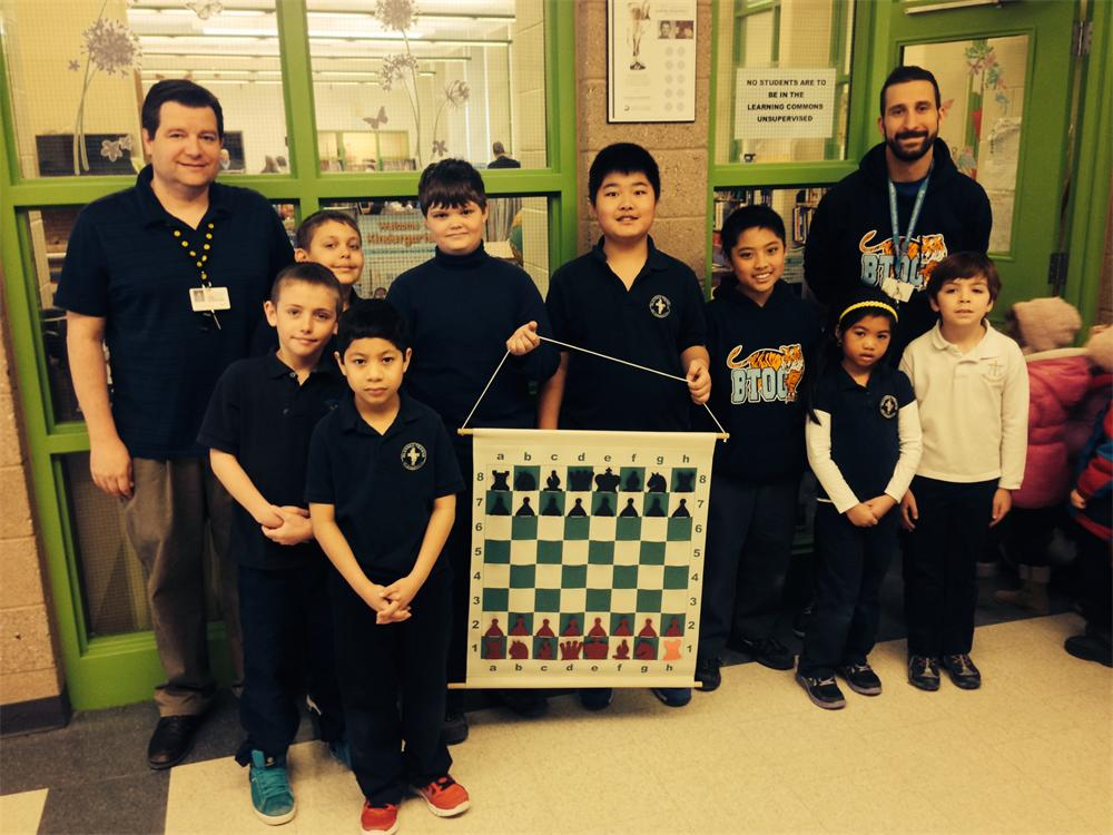 Congrats 2014 BTOC Chess Tourney Participants