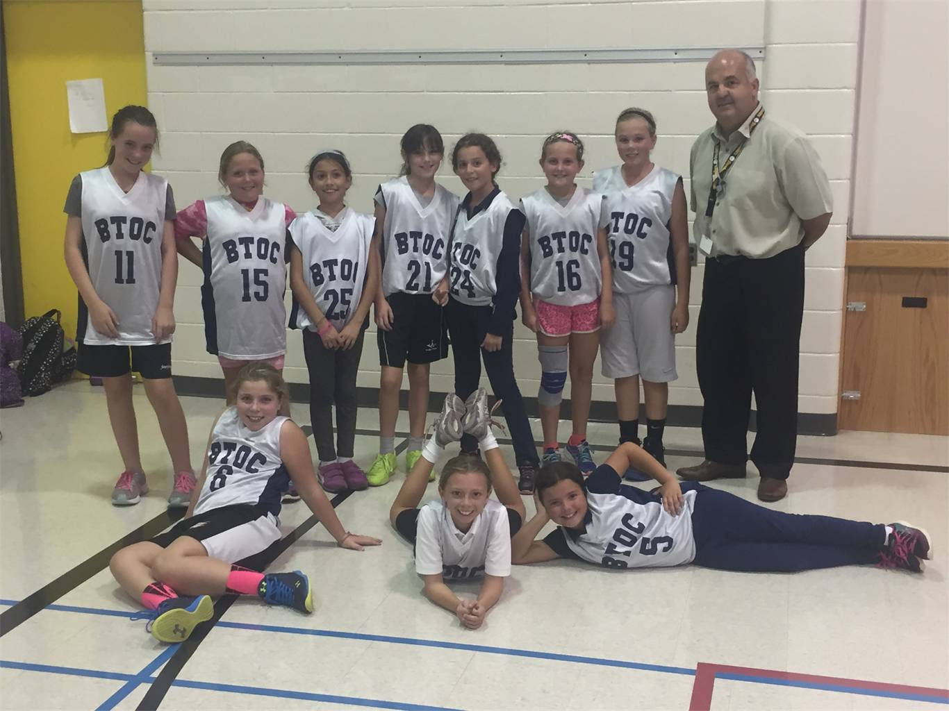 Jr. Girls Basketball